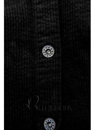 Fekete színű kording