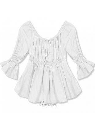 Fehér színű top Flared/O'la Voga