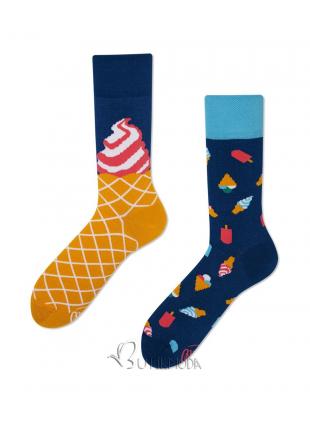 Many Mornings Álom fagylalt zokni